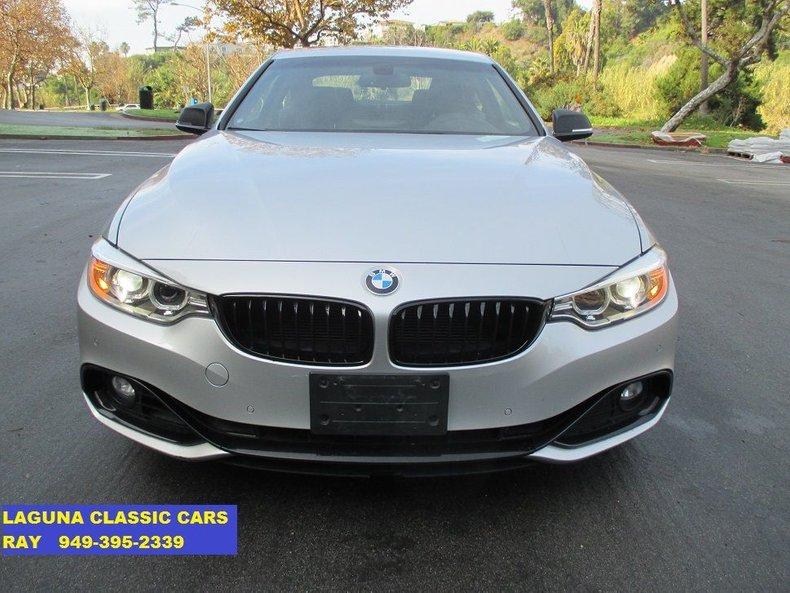 2014 BMW 428i coupe 3