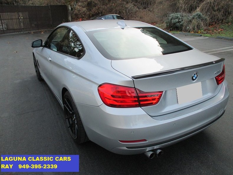 2014 BMW 428i coupe 12