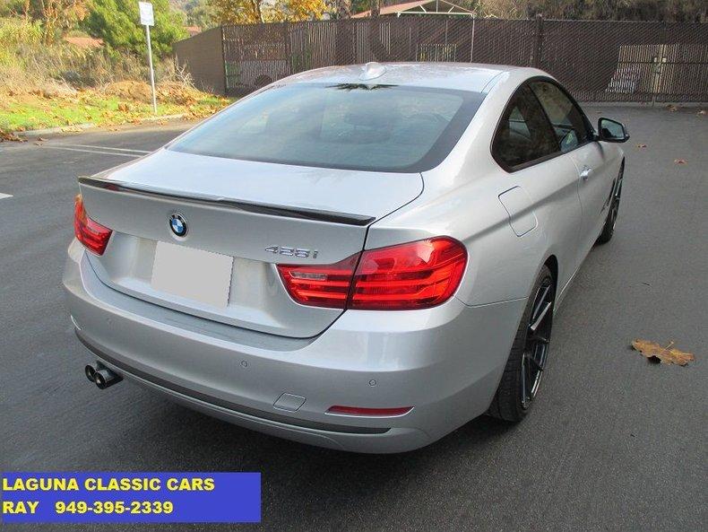 2014 BMW 428i coupe 11