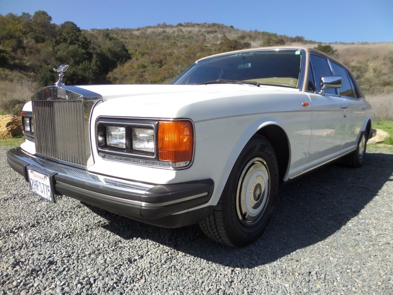 1986 Rolls-Royce Silver Spur 5