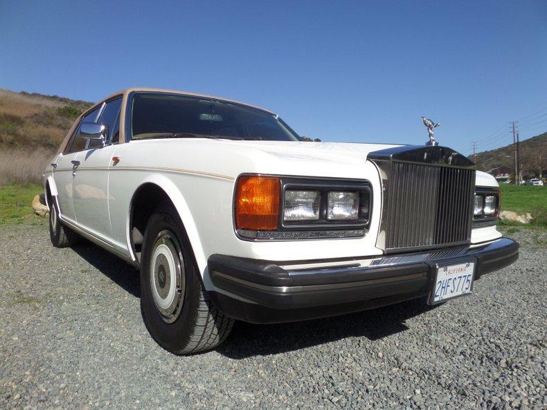 1986 Rolls-Royce Silver Spur 3