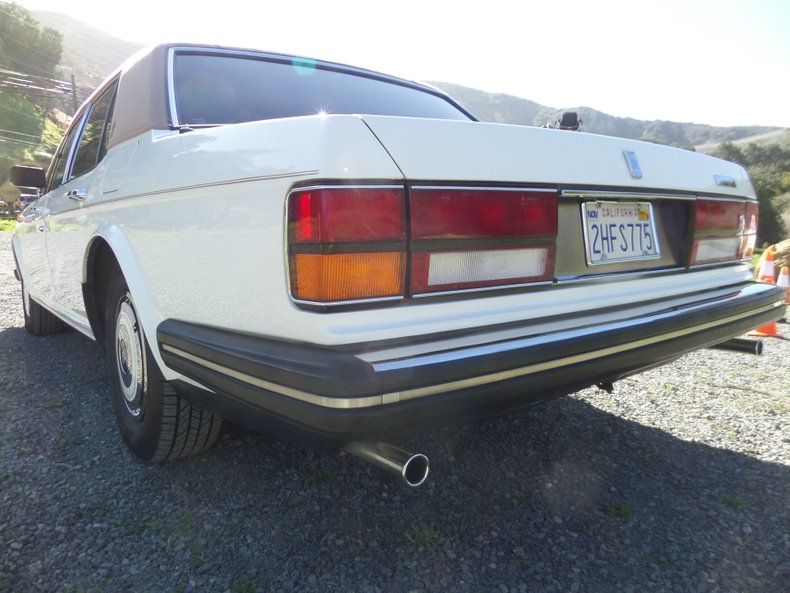 1986 Rolls-Royce Silver Spur 10
