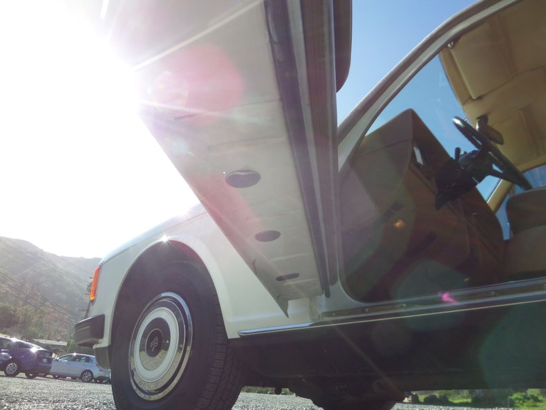 1986 Rolls-Royce Silver Spur 25