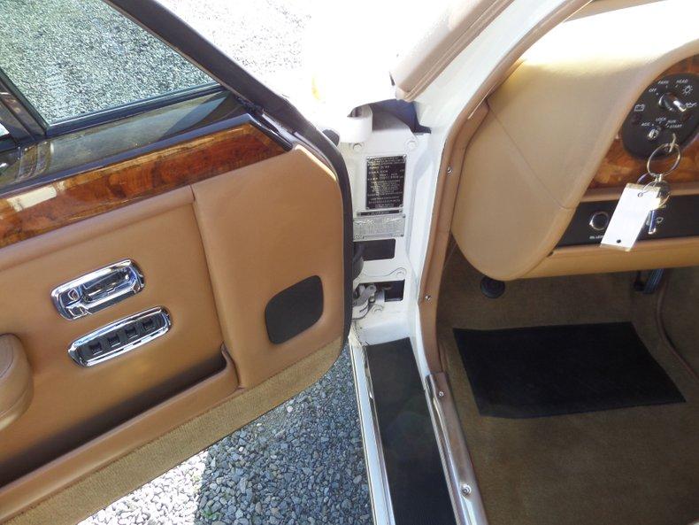 1986 Rolls-Royce Silver Spur 27