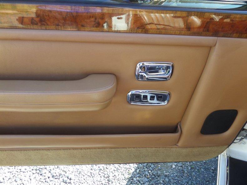 1986 Rolls-Royce Silver Spur 29