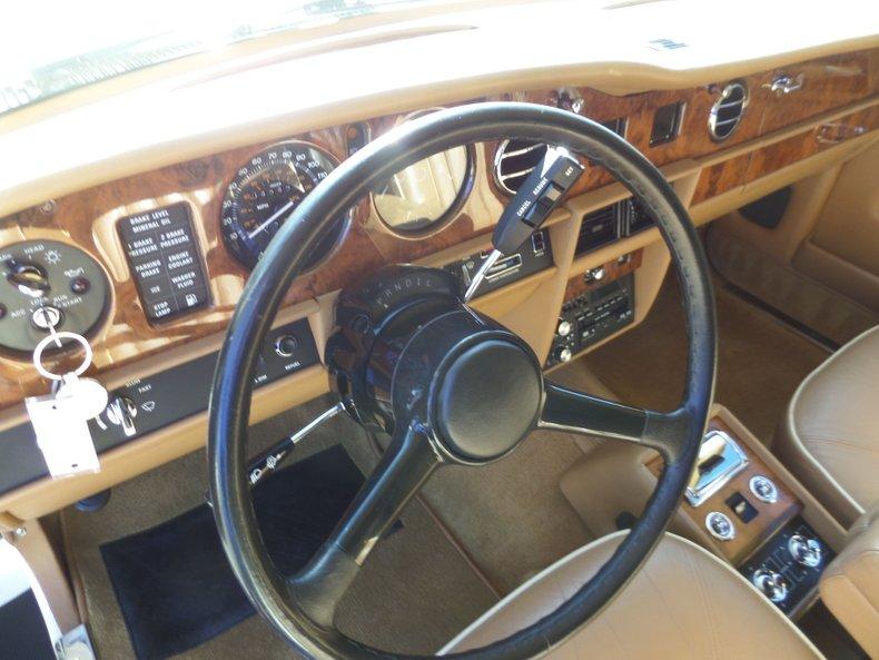 1986 Rolls-Royce Silver Spur 6