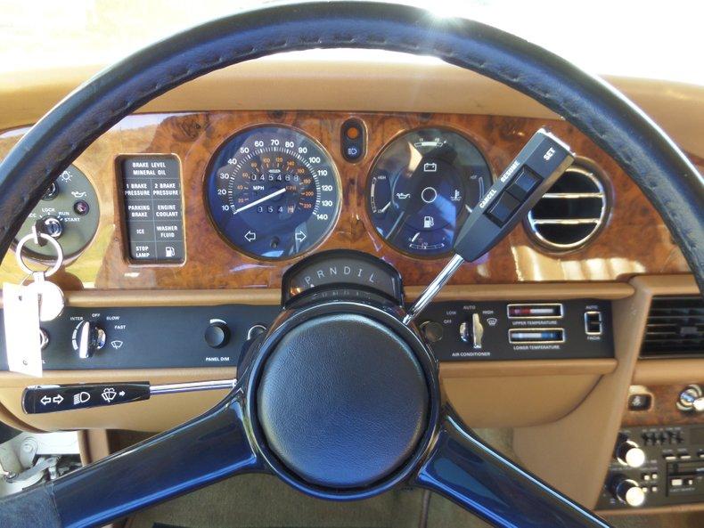 1986 Rolls-Royce Silver Spur 30