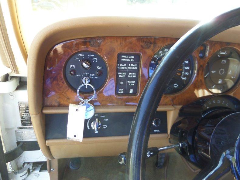 1986 Rolls-Royce Silver Spur 31