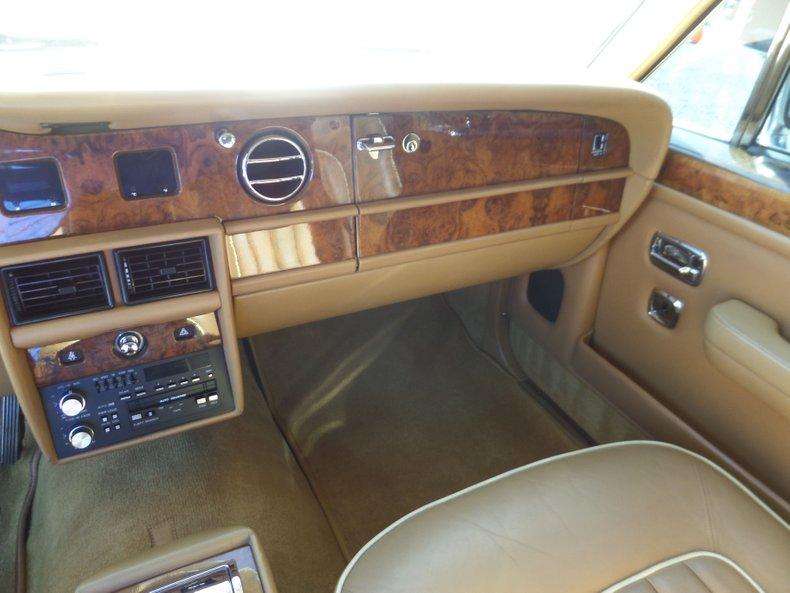 1986 Rolls-Royce Silver Spur 33