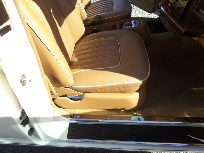 1986 Rolls-Royce Silver Spur 35