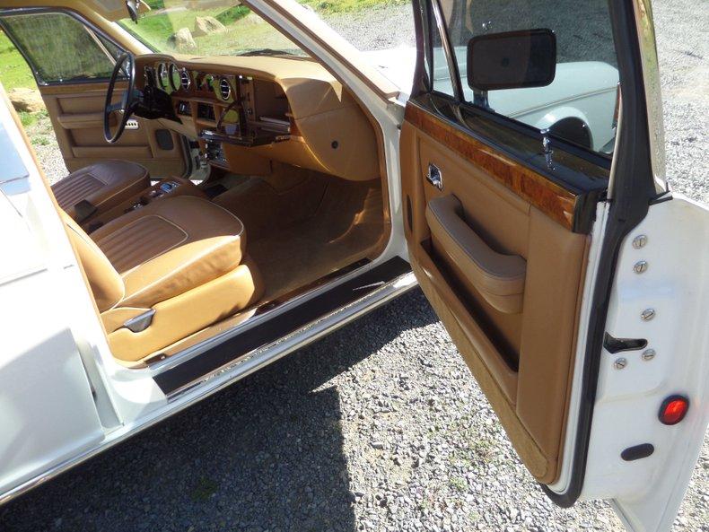 1986 Rolls-Royce Silver Spur 9