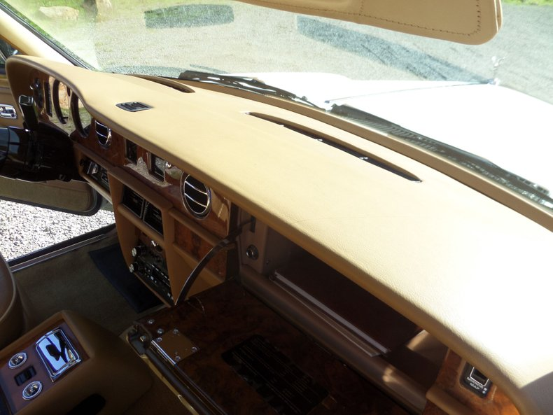 1986 Rolls-Royce Silver Spur 38