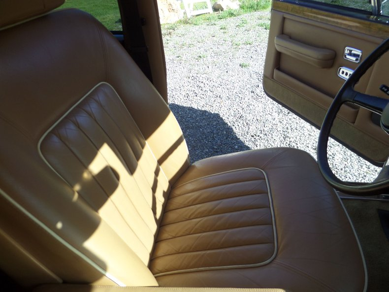 1986 Rolls-Royce Silver Spur 43