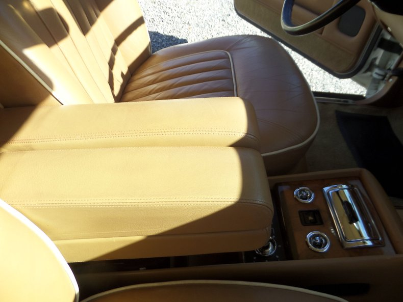 1986 Rolls-Royce Silver Spur 42
