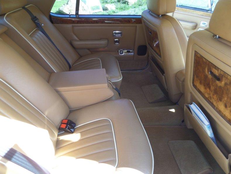 1986 Rolls-Royce Silver Spur 47