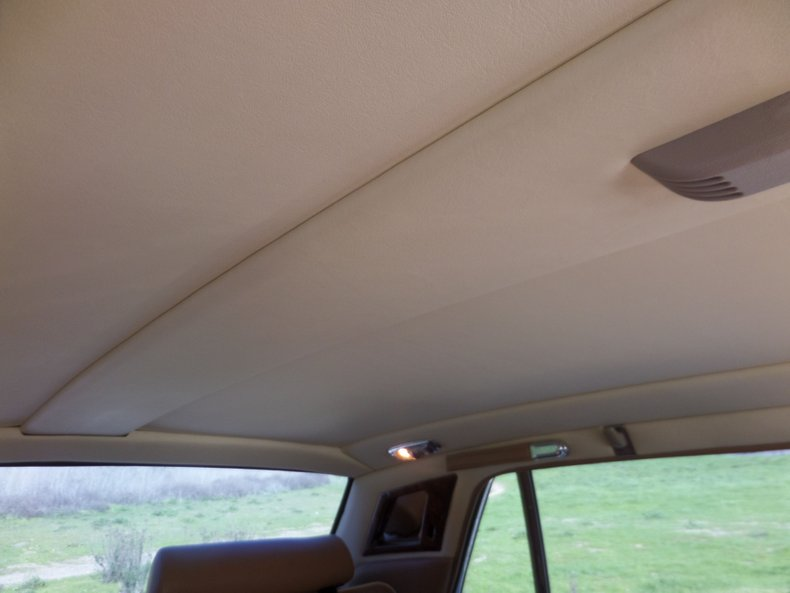 1986 Rolls-Royce Silver Spur 46