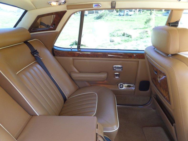 1986 Rolls-Royce Silver Spur 15