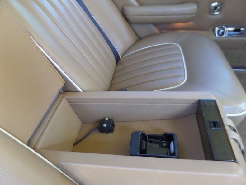 1986 Rolls-Royce Silver Spur 52