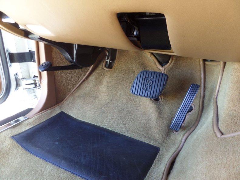 1986 Rolls-Royce Silver Spur 56
