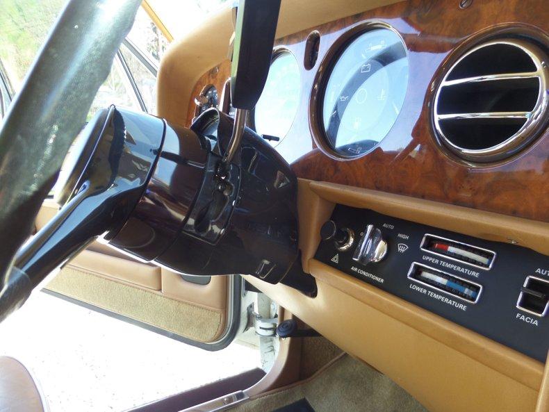 1986 Rolls-Royce Silver Spur 58