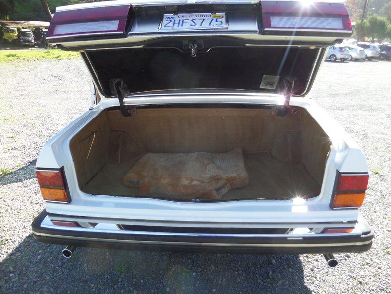 1986 Rolls-Royce Silver Spur 65