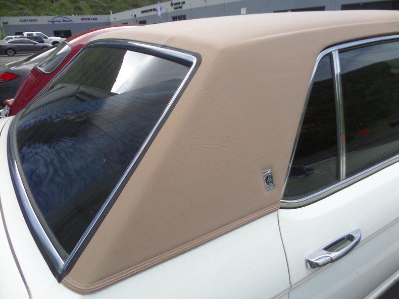 1986 Rolls-Royce Silver Spur 84