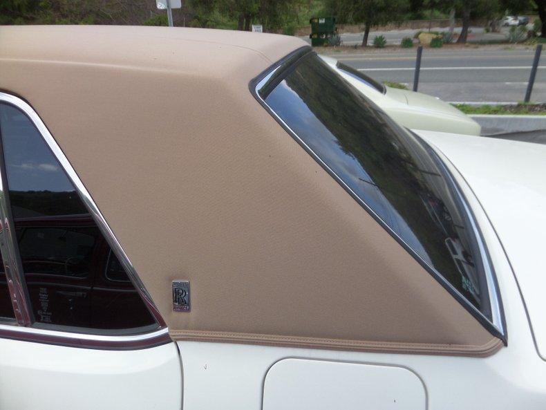 1986 Rolls-Royce Silver Spur 88