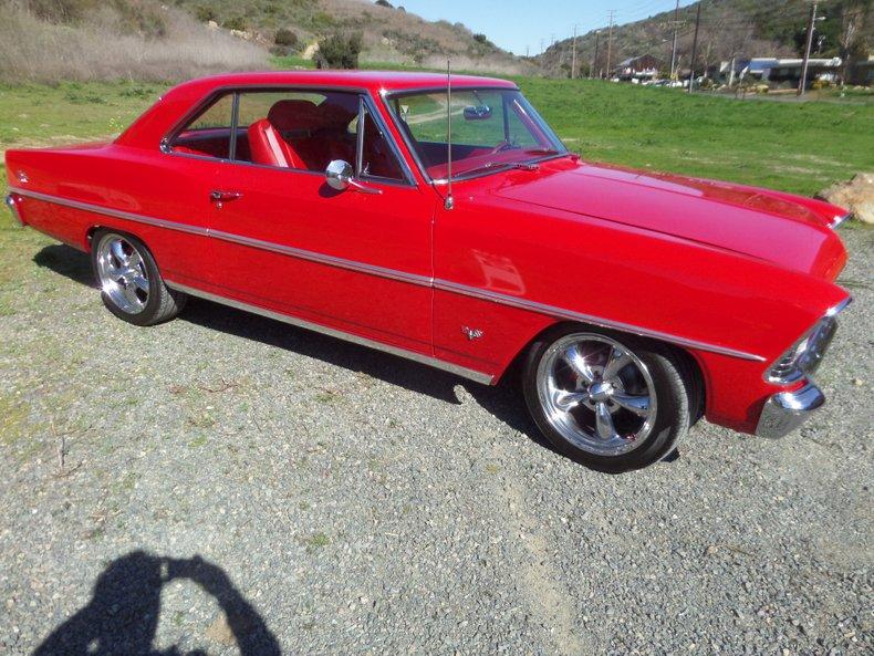 1967 Chevrolet Nova 6