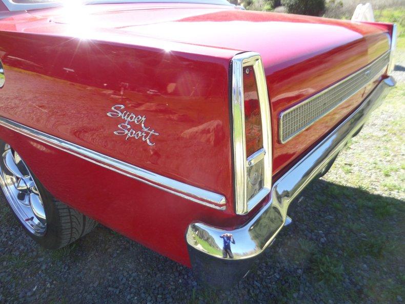 1967 Chevrolet Nova 22