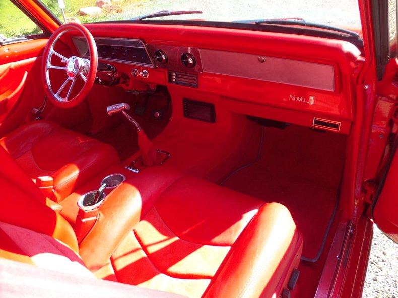 1967 Chevrolet Nova 55