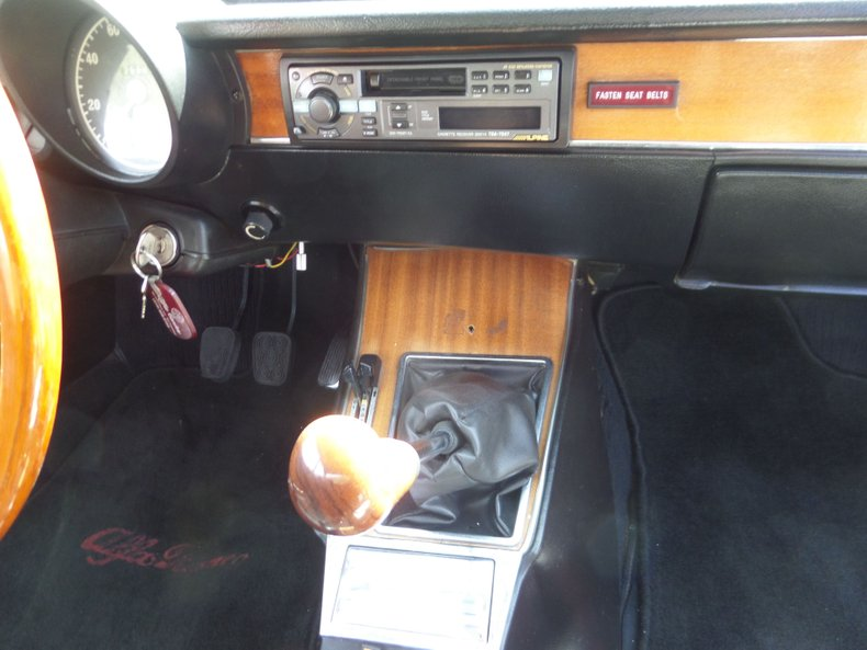 1973 Alfa Romeo GTV 19
