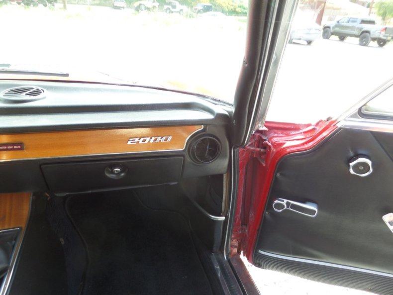 1973 Alfa Romeo GTV 22