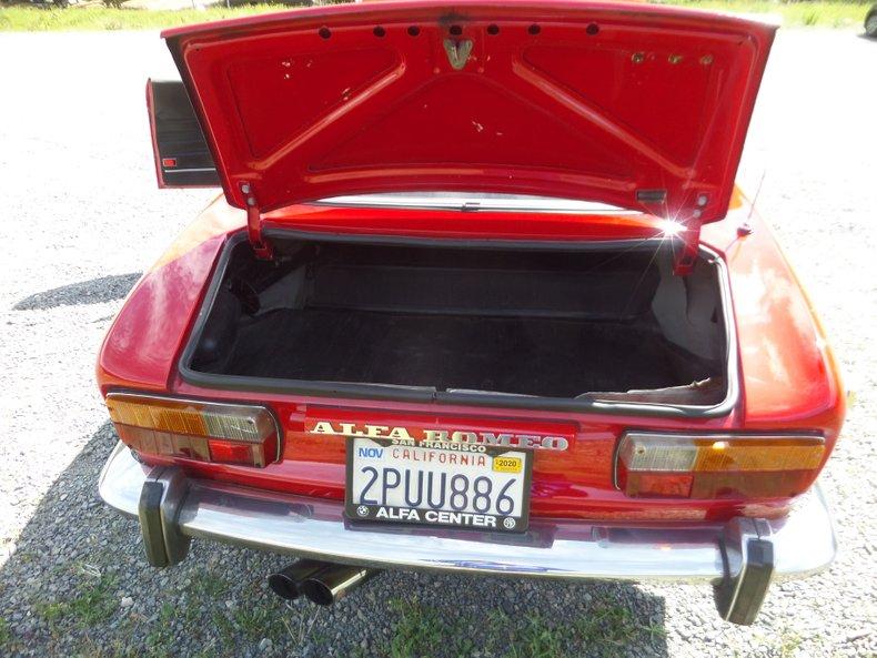 1973 Alfa Romeo GTV 9