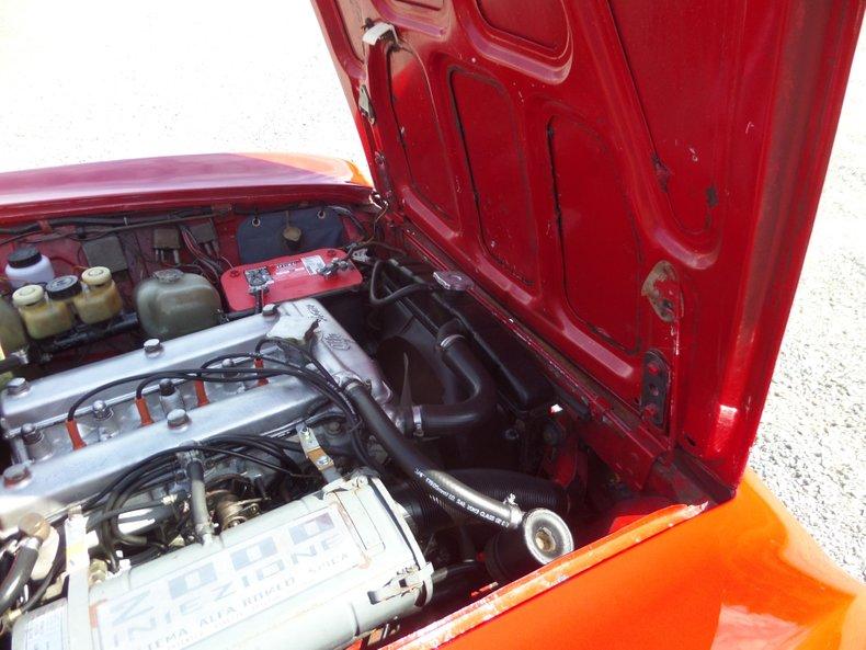 1973 Alfa Romeo GTV 45