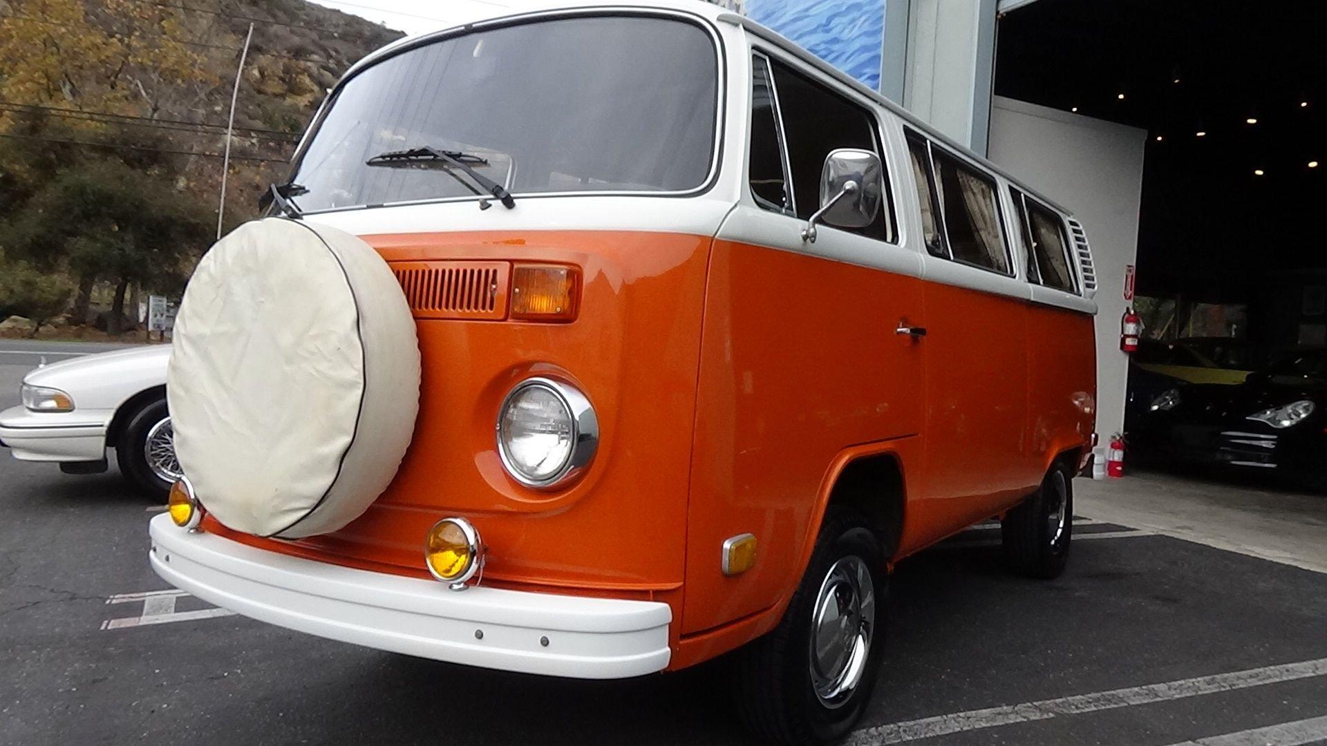 1973 volkswagen van