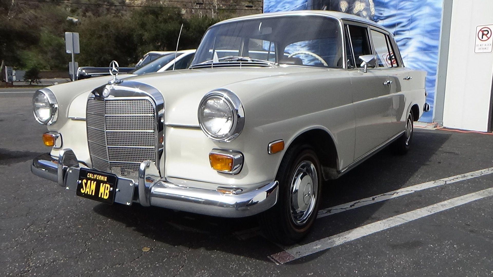 1968 mercedes benz 200