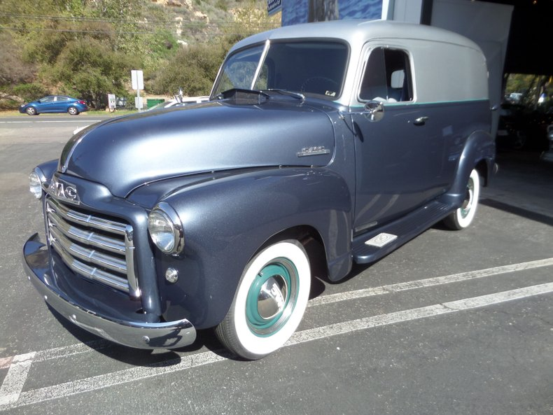 1952 GMC Panel
