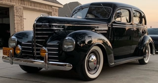 1939 plymouth special
