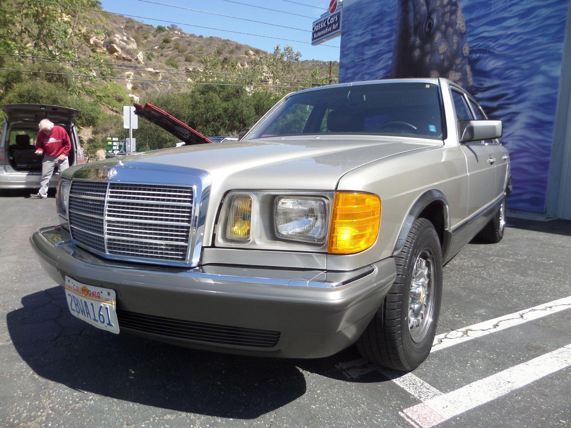 1985 mercedes benz 300sd