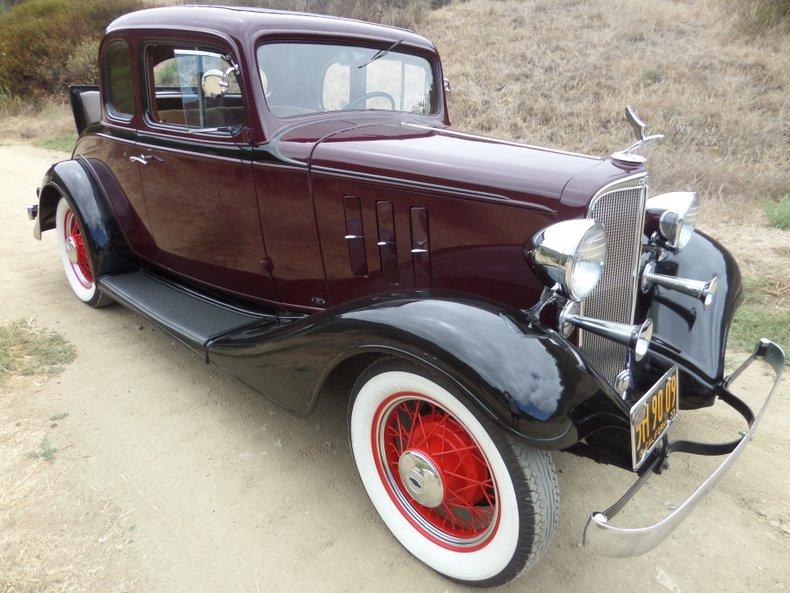 1933 Chevrolet Deluxe