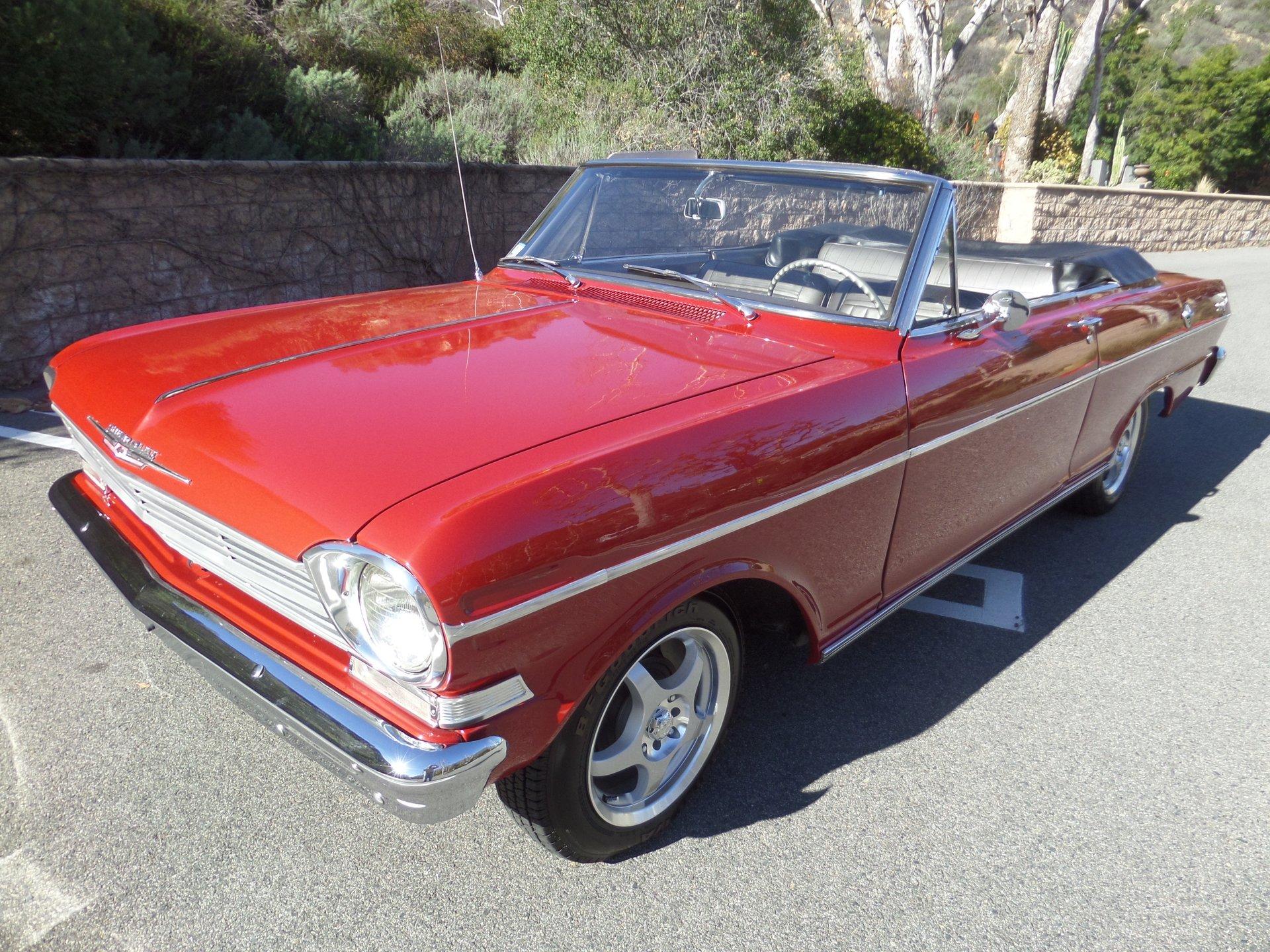 1962 chevrolet nova chevy ii 400 series