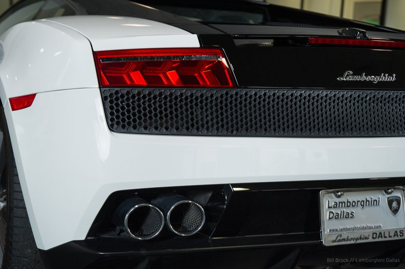2012 Lamborghini Gallardo Lp550 2 Bicolore For Sale 166331 Motorious