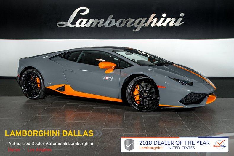 2017 Lamborghini Huracan SE Avio For Sale