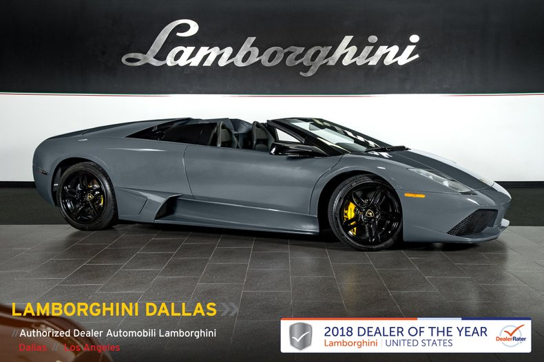 2008 Lamborghini Murcielago Roadster For Sale