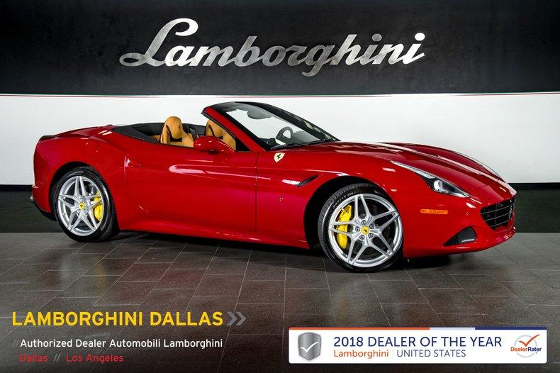 2017 Ferrari California T Ebay