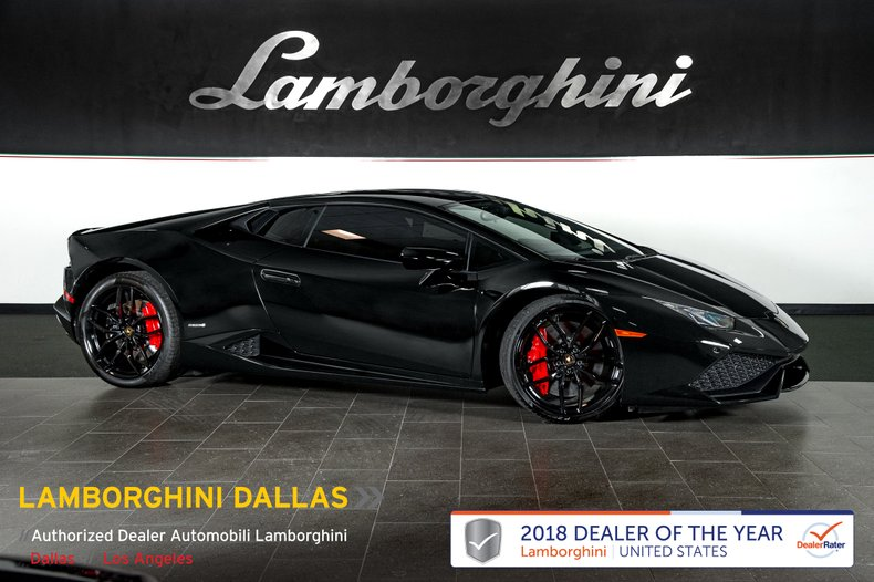 2015 Lamborghini Huracan LP610-4 For Sale