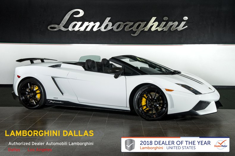2012 Lamborghini LP570-4 Performante For Sale