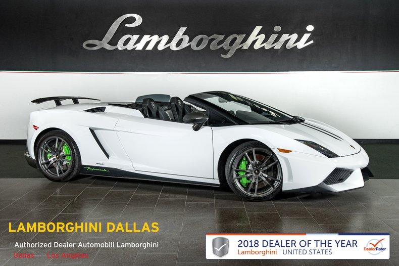 2011 Lamborghini Gallardo Lp570 4 Performante Ebay