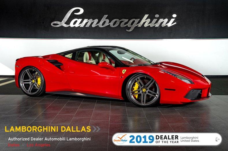 2016 Ferrari 488 GTB For Sale