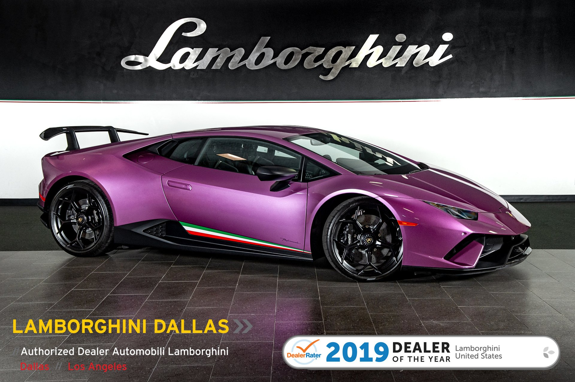 2018 Lamborghini Huracan Performante For Sale 64828 Motorious